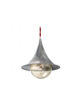 ByLight Trombone Raw Steel Lamp