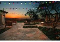 Outdoor Festoon Lights - Multicolor