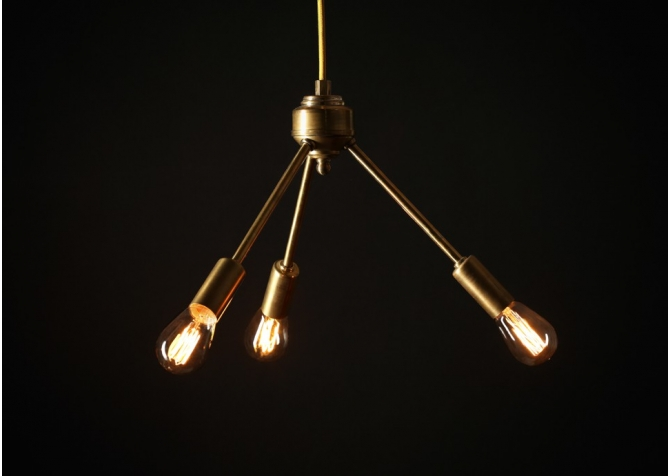 Tripod Lamp E14