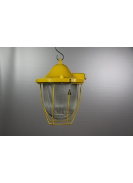 Renovated Lamp C-100 Yellow