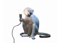 Monkey Lamp - sitting