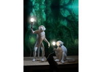 Monkey Lamp - siedząca