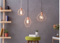 Cage Lamp W4 -