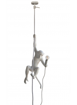 Monkey Lamp - hanging