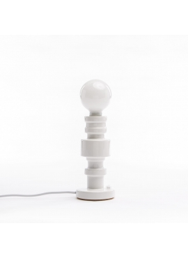 Turn Table Lamp
