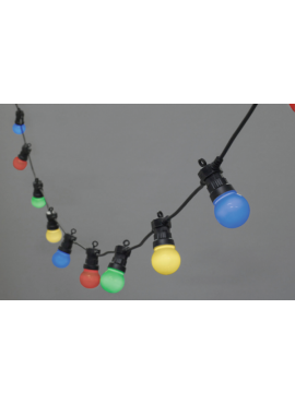 Outdoor Festoon Lights - Multicolor