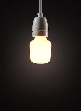 T-Milk decorative light bulb
