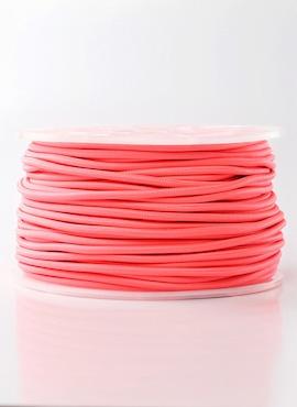 Kabel różowy neon