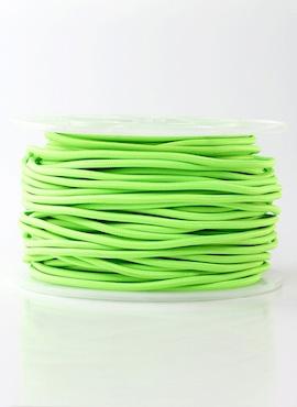 Kabel zielony neon