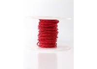 Kabel Twist czerwony