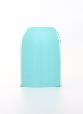 Babyblue spring lamp holder