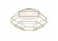 Nest Brass Ceiling Light