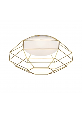 Nest Brass Ceiling Light