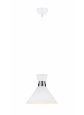 Waist White Hanging lamp
