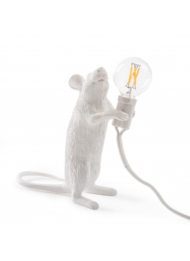 Lampa Biurkowa - Stojąca Mysz