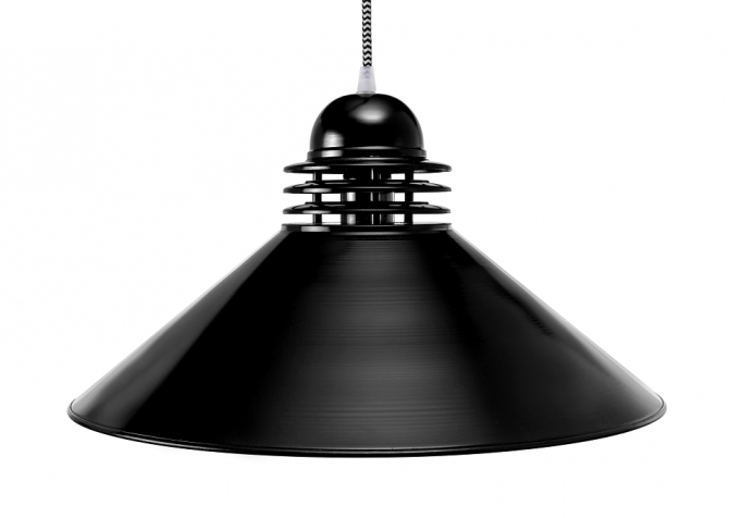 Bylight Soul Lamp 03 - Black