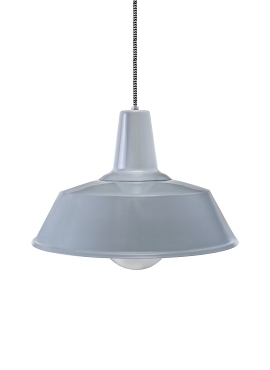 Lampa Loftowa Grey Blues