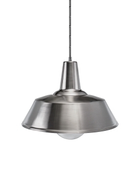 Nickel Blues Loft Lamp