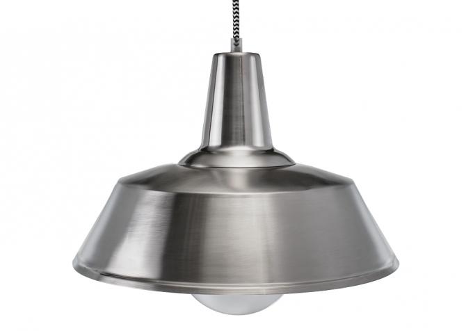 Lampa Loftowa Nickel Blues