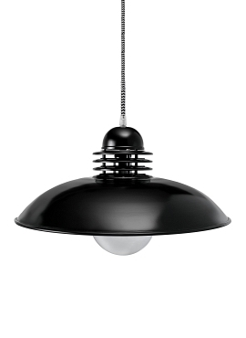 Bylight Soul Lamp 02 - Black