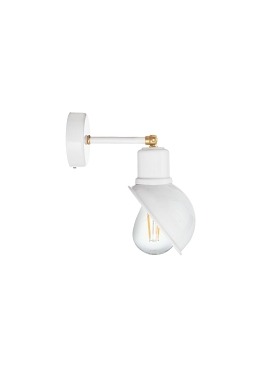 Wall Loft Lamp T55 White