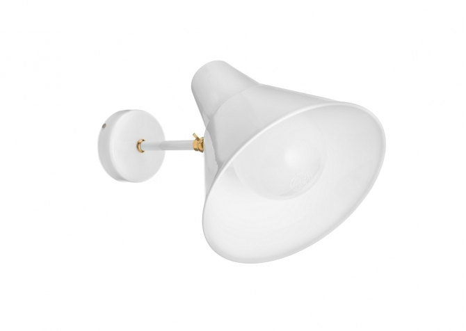 Wall Loft Lamp Pop White
