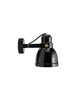Wall Loft Lamp T15 Black