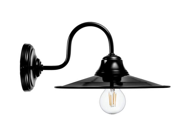 Wall Loft Lamp T53 Black Lamp Shop Bylight Pl