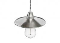 ByLight Jazz Lamp Nickel