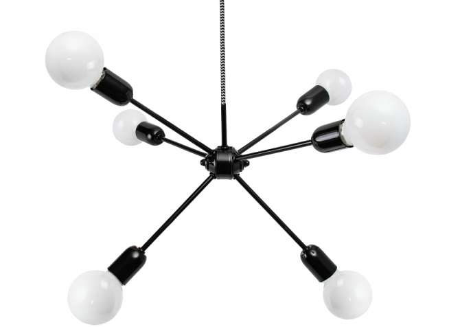 Rhythm Lamp Black