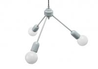 Lampa Trio Szare