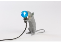 Standing Mouse Grey - Table Lamp
