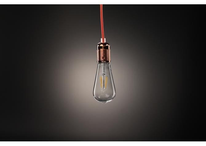 Edison LED 4W decorative light bulb