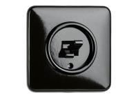 Double lever switch THPG PT Bakelite