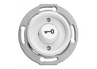 przycisk dzwonkowy THPG PT biały