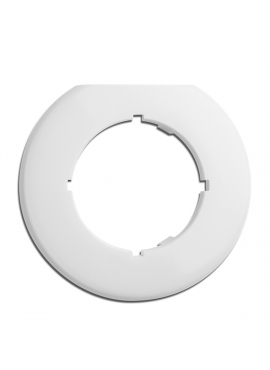 Duroplast round frame external for dimmer THPG