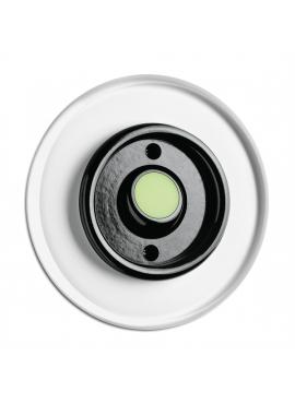 przycisk dzwonkowy do ramki szklanej Lumi THPG PT czarny