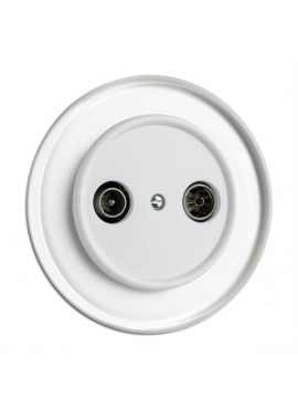 Antenna Socket THPG for glass covering