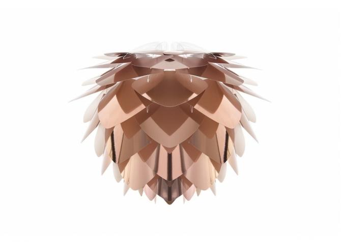 Lampa Silvia copper UMAGE (dawniej VITA Copenhagen) - biel & miedź /Kolor: Miedź/