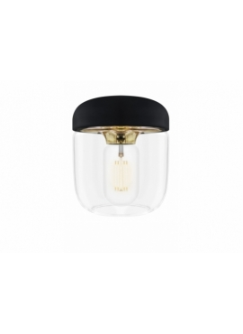 Lampa Acorn Black Brass UMAGE (dawniej VITA Copenhagen) - mosiądz /Kolor: Mosiądz/
