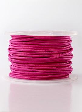 kabel różowy