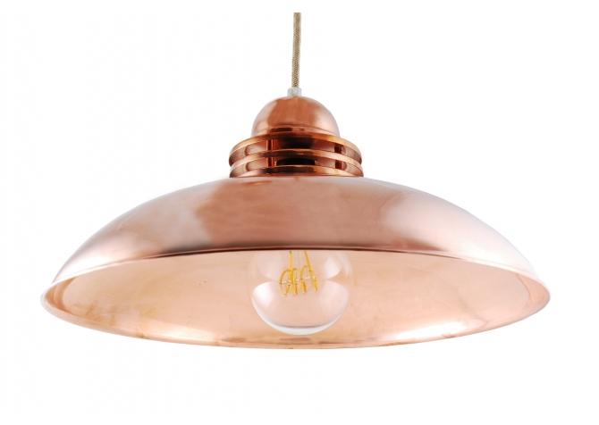 Bylight Soul Lamp 02 - Copper