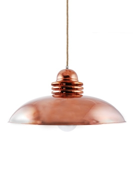 Bylight Soul Lamp 02 - Copper