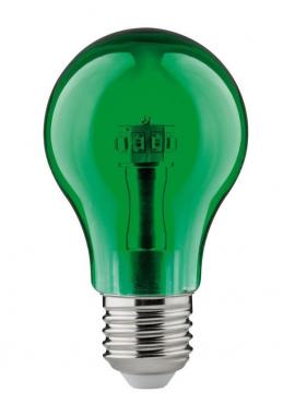 Żarówka kolorowa LED 1W Zielona