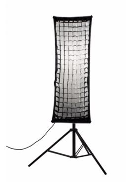 NANLITE Eggcrate grid dla SOFTBOXA 45x110CM
