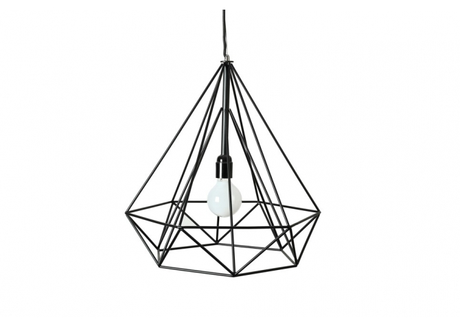 Lampa Diamond Black MILK