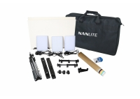 Nanlite Compac 20 Daylight Zestaw 3 Paneli LED