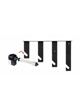 NANLITE 3-axle background support elevator kit