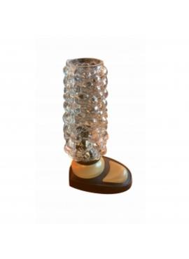 Restaurowana lampa biurkowa 05