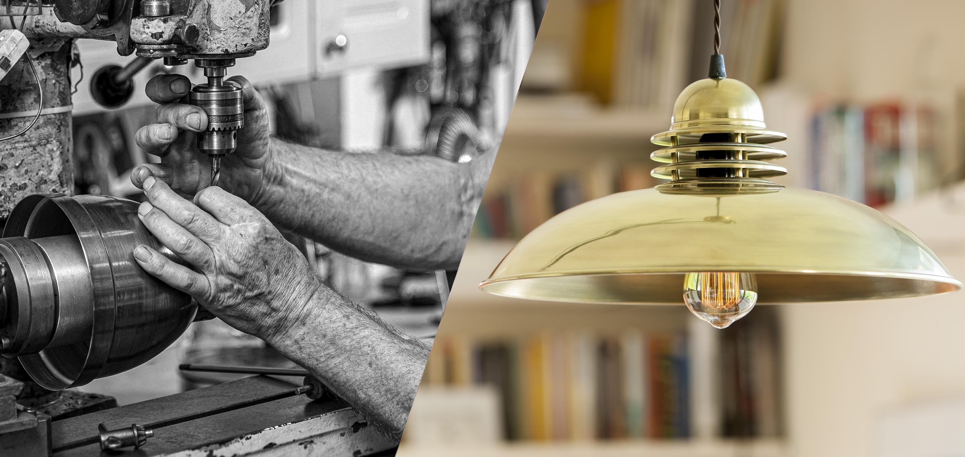 Ręcznie wykonywane lampy
